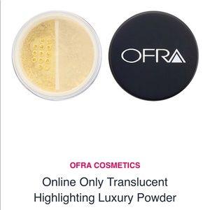 ofra translucent powder